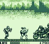 Images du 1er jeu Fall of the Foot Clan