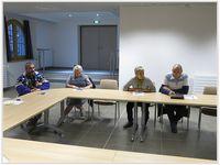 Saint André les Alpes: Le président de l'UD04 a décoré Pierre Dumont