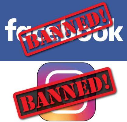 Facebook et Instagram mettent sur la liste noire des pages de vapotage aux Etats-Unis
