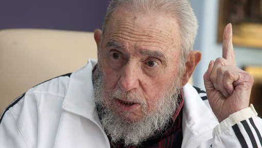 Fidel Castro compare l'Otan aux SS nazis