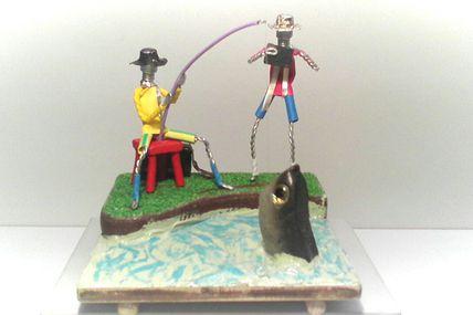 Muselets pêcheurs