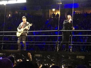 U2 -Manchester -Royaume-Uni -20/10/2018 -Manchester Arena #2