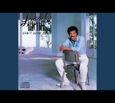 Lionel Richie - Stock on you - Harmonica F