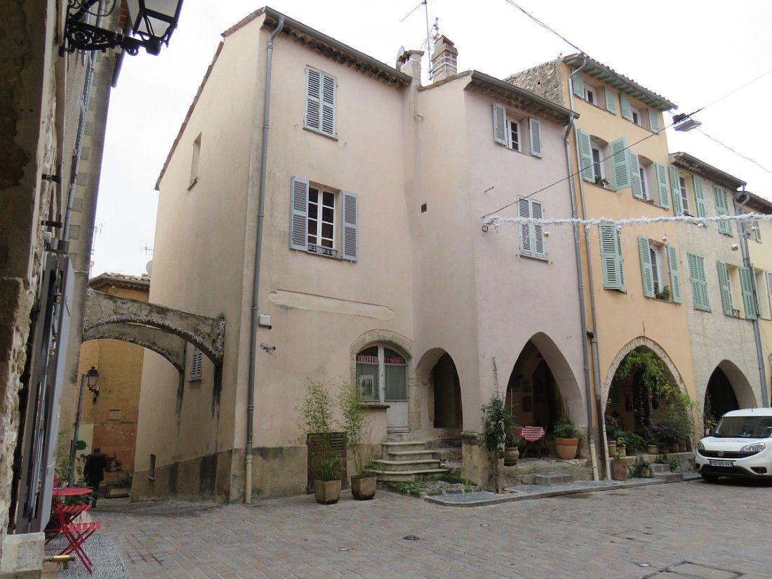 Cité médiévale des Alpes Maritimes