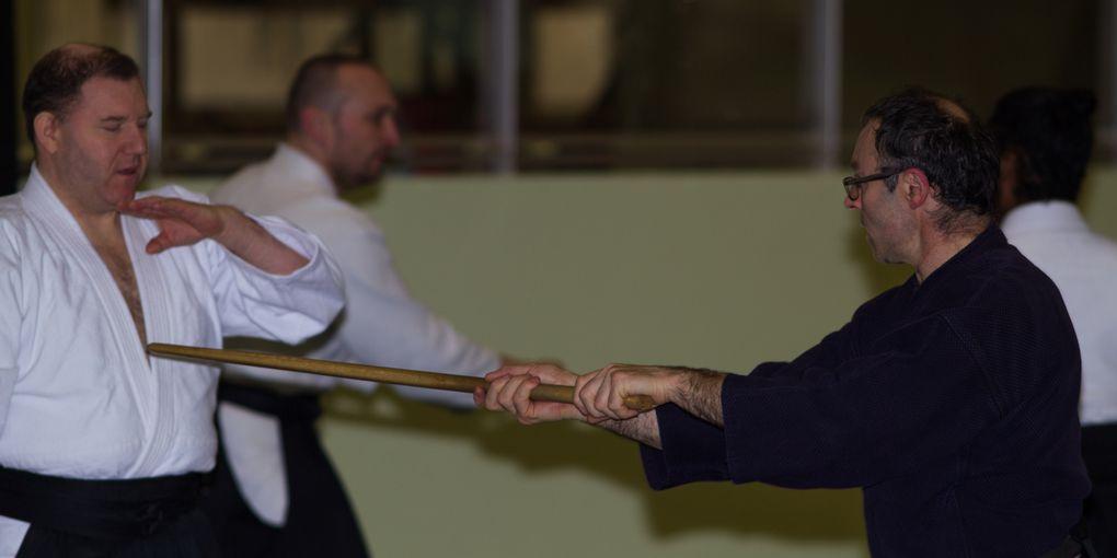 Stage kenjutsu - iaïdo à Morlaix, samedi 28 février 215
