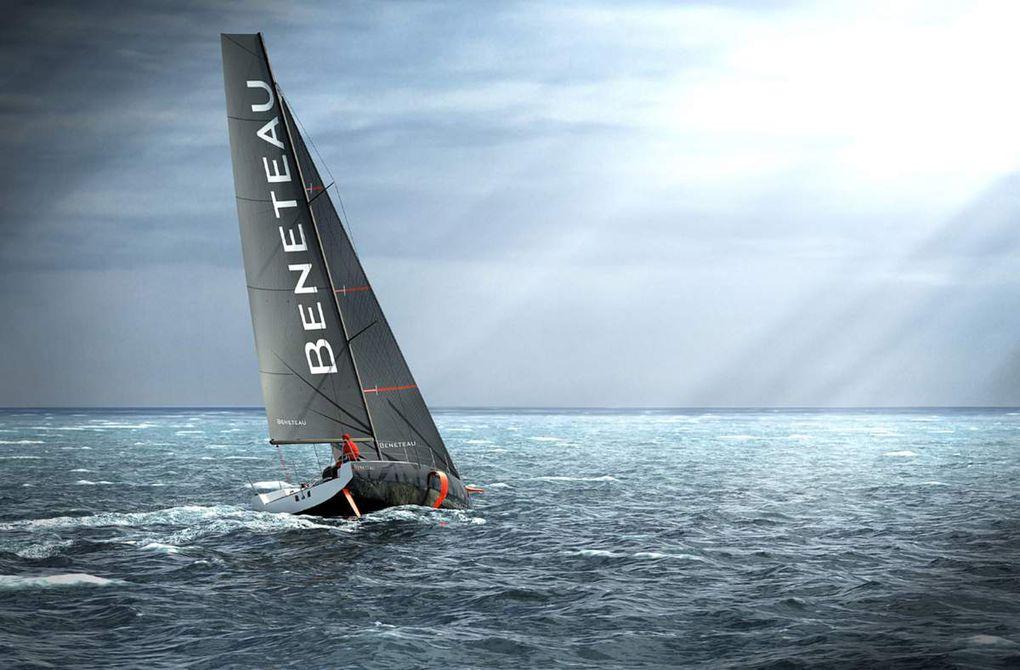 """Le Bénéteau Figaro 3, vainqueur dans la catégorie """"Special Yacht"""""""