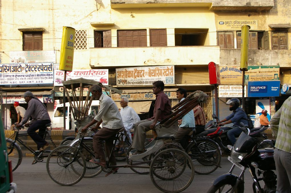 De Wagha à Bikaner (Punjab et Rajasthan)