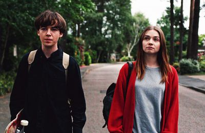 Critiques Séries : The End of the F***ing World. Saison 1. Pilot (UK)