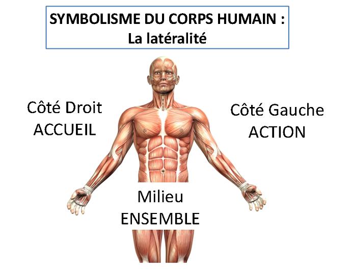 La symbolique du corps