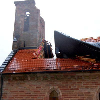 Un nouvel orgue pour l'église de MOUTERHOUSE