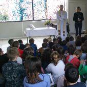 Célébration de Pâques - Le blog de ecolesainteanne47