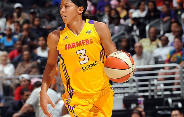 WNBA: Le collectif des Sparks humilie Seattle