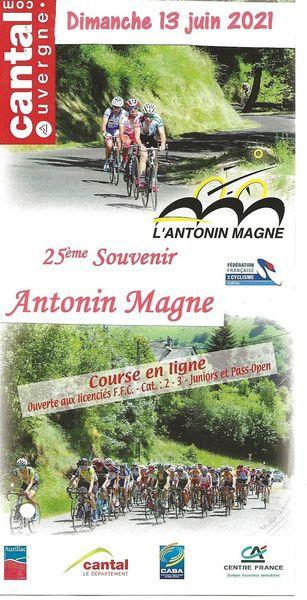 Dimanche, 25ème Souvenir Antonin Magne