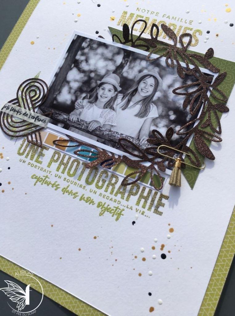 """Aur0re_Page """"Une photographie"""""""