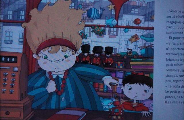 Un fantastique conte de Mardi Gras : Le Marionnettiste !