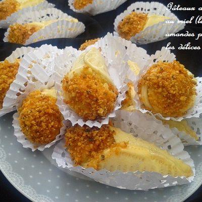 Cornets aux amandes(gâteaux algériens)