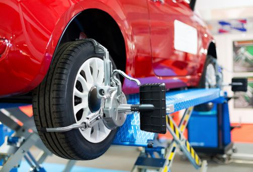 4 Wheel Alignment Service for Your Busy Vehicle