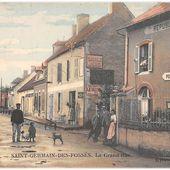 Il était une fois saint Germain des fossés - L'Auvergne Vue par Papou Poustache