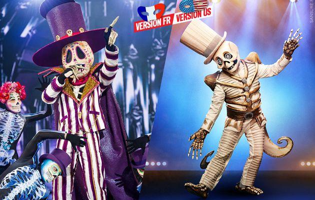 Ces personnages de Mask Singer déjà vus à l'étranger ! (Diaporama) #MaskSinger