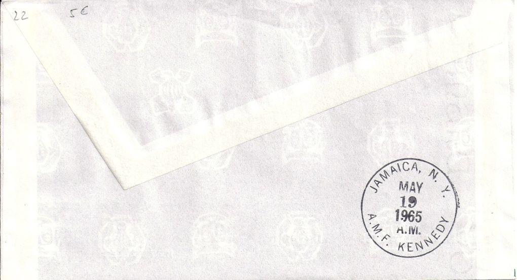 """Enveloppes """"Aéronautique"""""""