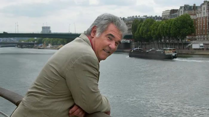 Georges Pernoud en 2004. PIERRE VERDY/AFP