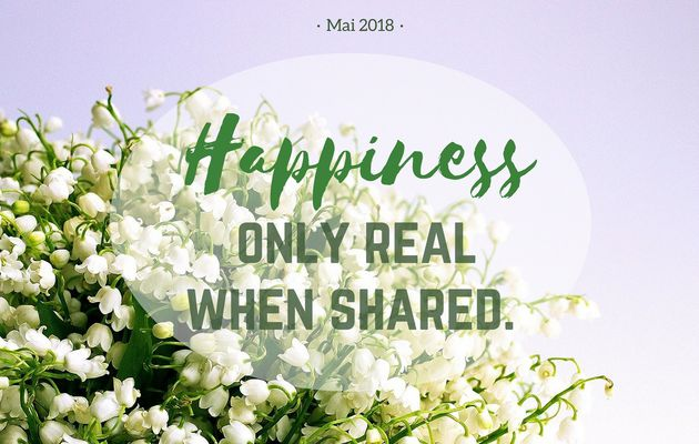 Fond d'écran Mai 2018 { #freebies }