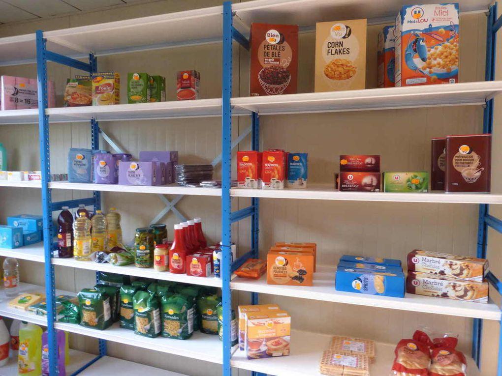 Les familles nécessiteuses peuvent bénéficier des produits à prix raisonnables