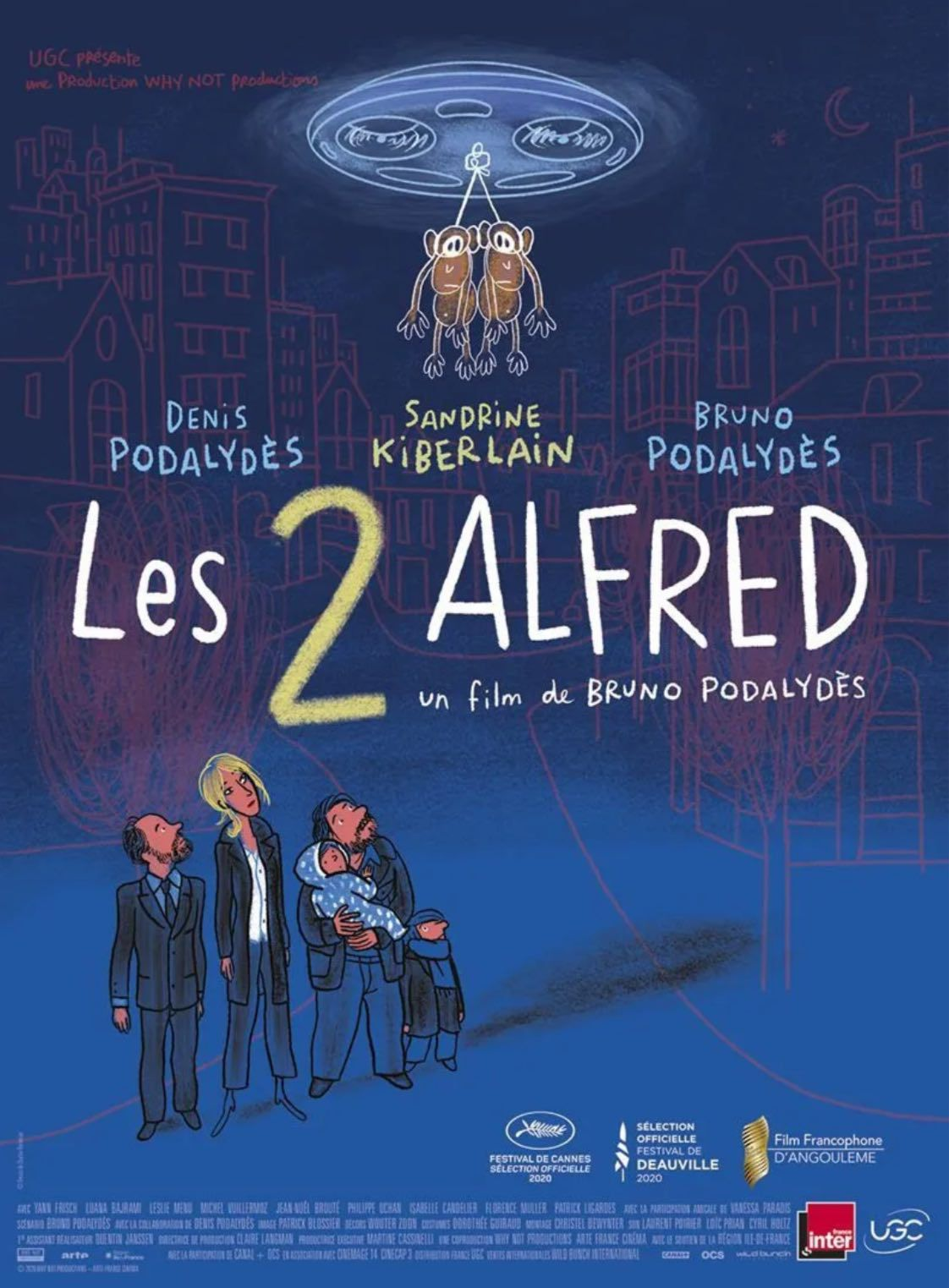 Les 2 Alfred ***