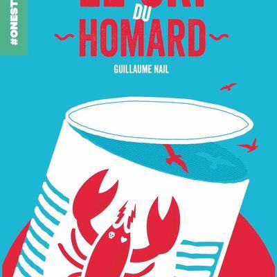 Lecture : Le cri du homard de Guillaume Nail