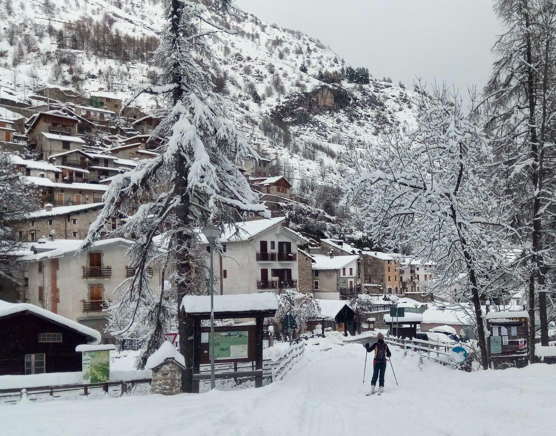 """Au départ des circuits de ski de randonnée : la locanda """"porta del Sol"""" est ouverte!"""