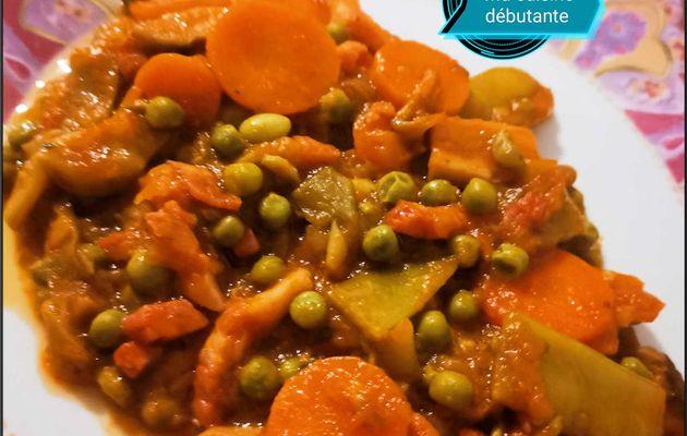 Mes légumes mijotés au cookeasy