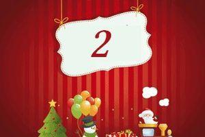 Echange de l'Avent 2012.... 2 décembre ...