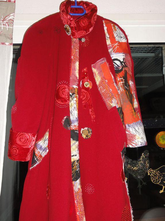 Album - manteau-rouge