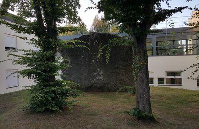 Menhir de Gency à Cergy