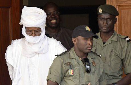 Prononcé du verdict dans le procès de Hissein Habré.