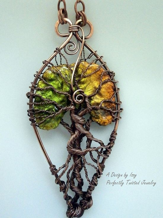Wire Wrapped Tree of