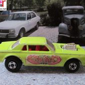 RAT ROD DRAGSTER FORD MERCURY COUGAR MATCHBOX 1/66 - car-collector.net