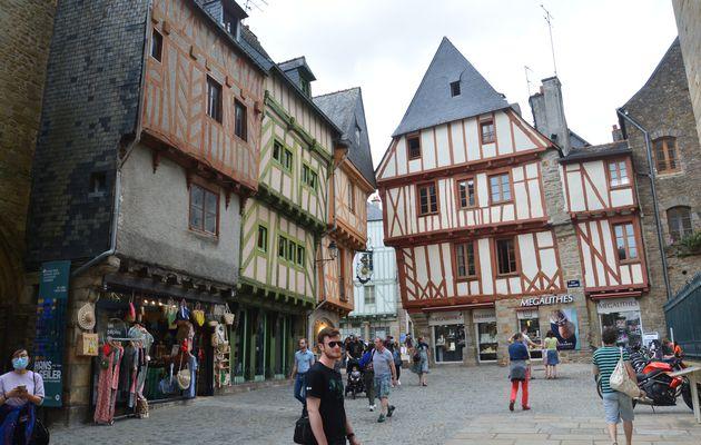 La plus belle Vannes, c'est en Bretagne