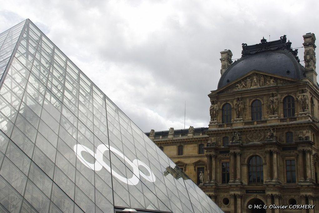 Monuments de Paris...