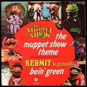 The Muppets - The Muppet Show theme - Kermit - i'm green - 1977 - l'oreille cassée