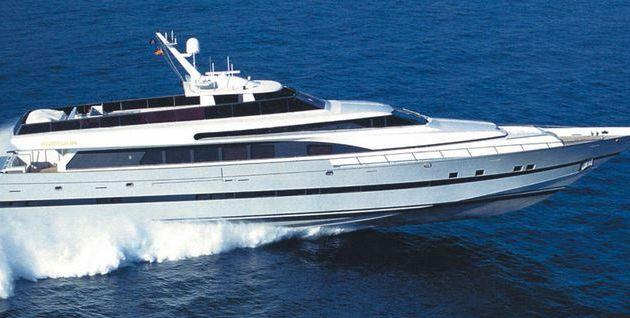 Fauché, le roi Juan Carlos d'Espagne va vendre son yacht