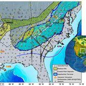 USA : Des morceaux géants du manteau de la Terre sont en train de se détacher et de provoquer des tremblements à travers le sud-est des Etats-Unis et d'autres sont à venir, selon les chercheurs - MOINS de BIENS PLUS de LIENS