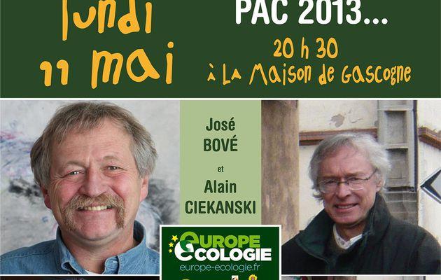 L'avenir de l'agriculture vu par Europe Ecologie...
