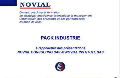 PACK INDUSTRIE NOVIAL CONSULTING & INSTITUTE