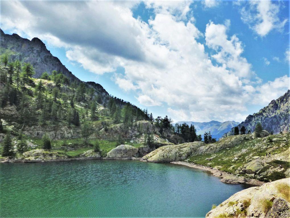 Le Lac  de Trecolpas 2021