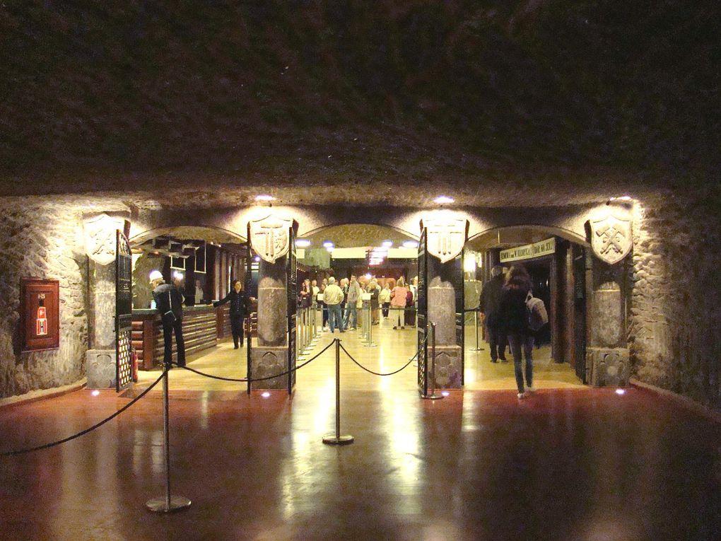 Cracovie, mine de sel de Wieliczka, Zakopane, Wroclaw