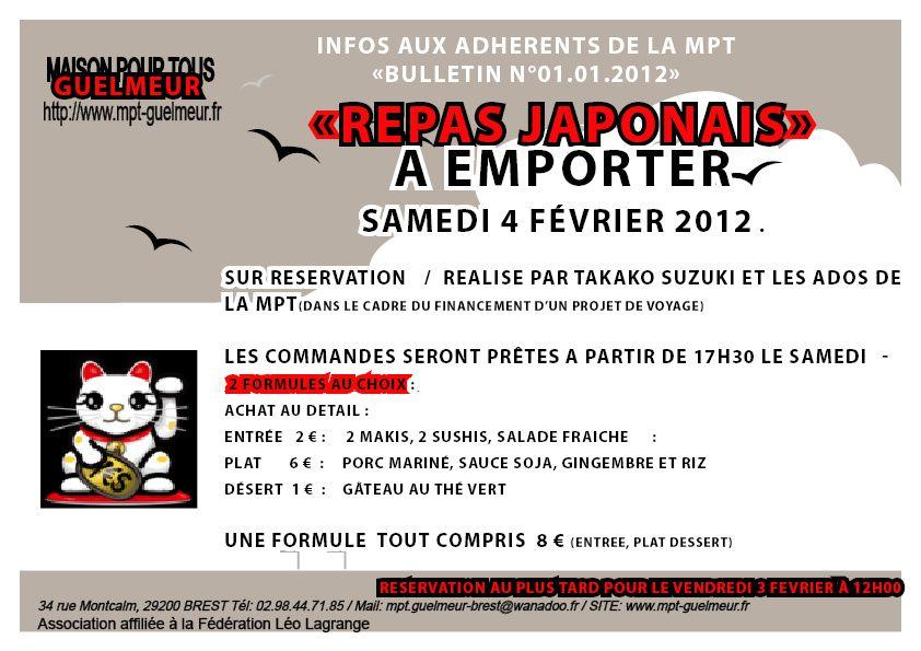 Petite rétrospective 2011-2012
