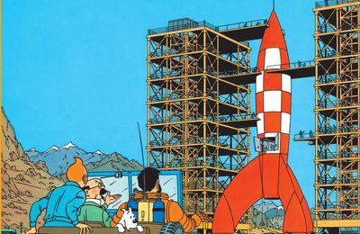 Novos álbuns do Tintin da ASA