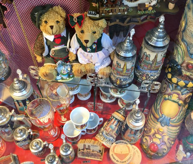 Shopping bavarois
