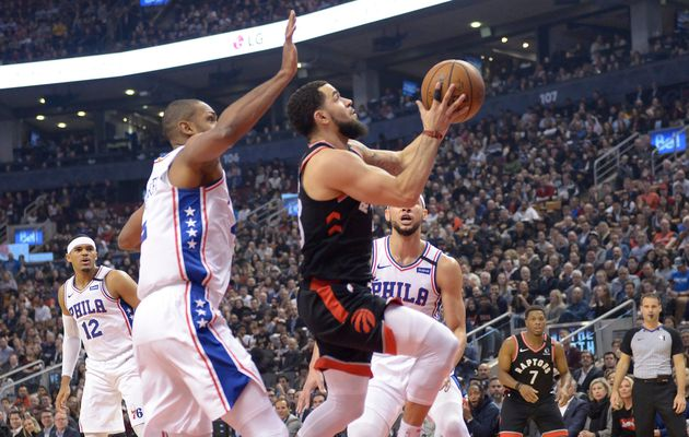 Toronto domine les Sixers, Boston retient son souffle pour Jayson Tatum, Miami remporte une énième prolongation